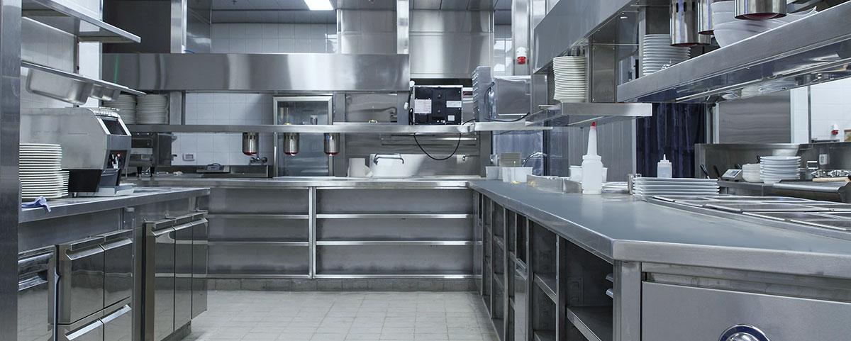 Limpieza sistemas extracci n serv comunitarios for Cocinas industriales para el hogar